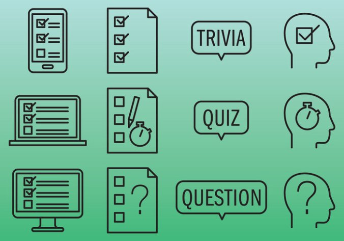 quiz-icons-vector